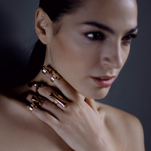 Фаланговые кольца - новый тренд