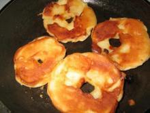 Яблоки, приготовленные в кляре